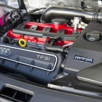 MTM Audi RS Q3 engine