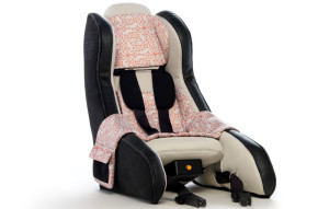 Volvo Inflatable Child Seat Concept