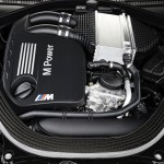 2015 BMW M4 Cabrio engine