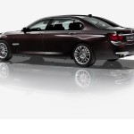 BMW 7 Series Horse Edition