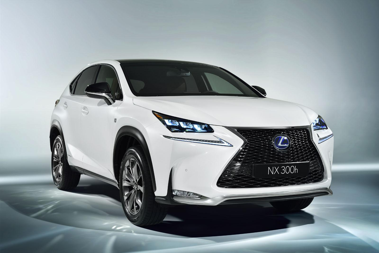 2015 lexus nx300h uk pricing and trim levels autonews 1. Black Bedroom Furniture Sets. Home Design Ideas