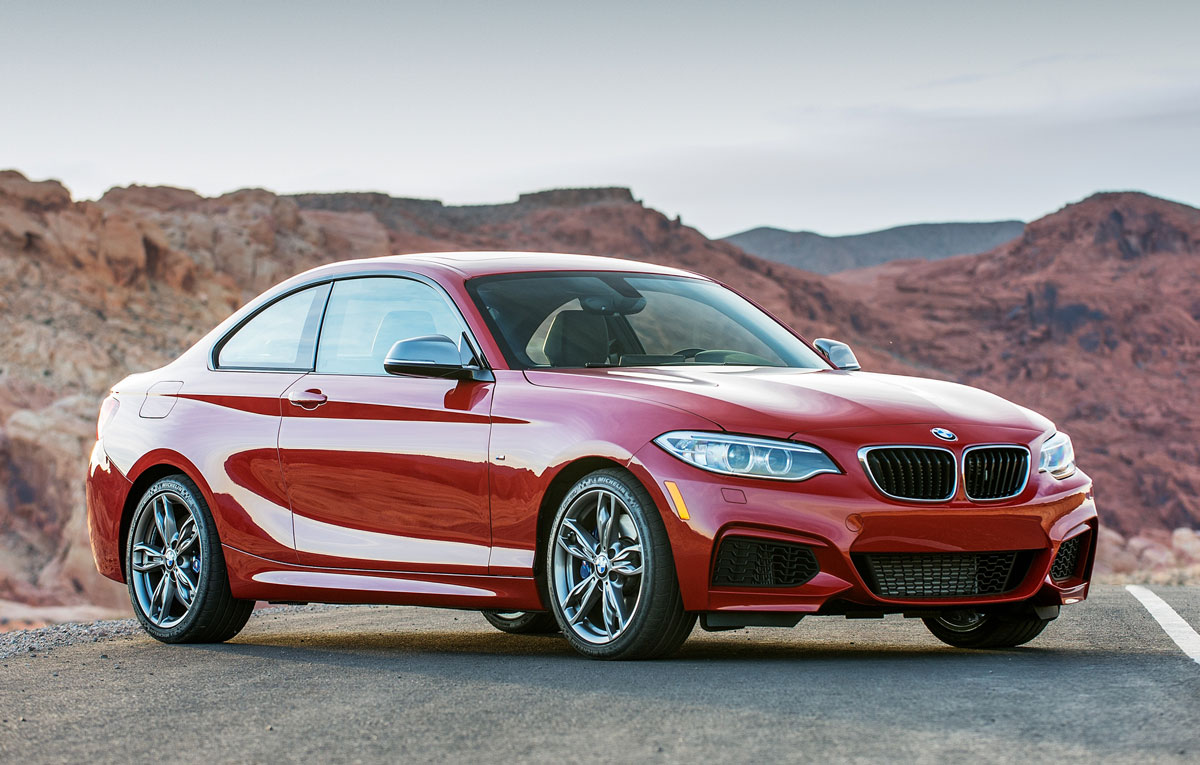 bmw m235i xdrive launched autonews 1. Black Bedroom Furniture Sets. Home Design Ideas