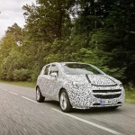 2015 Opel Corsa photo