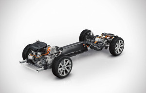 2015 Volvo XC90 engines