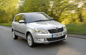 Skoda Fabia SE UK pricing