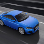 2015 Audi TT UK pricing