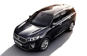 2015 Kia Sorento photos