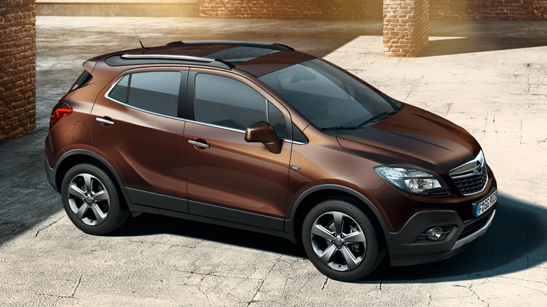 opel mokka moscow edition announced autonews 1. Black Bedroom Furniture Sets. Home Design Ideas