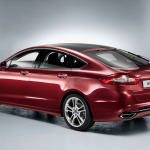 2015 Ford Mondeo UK pricing