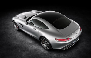 2015 Mercedes AMG GT photo