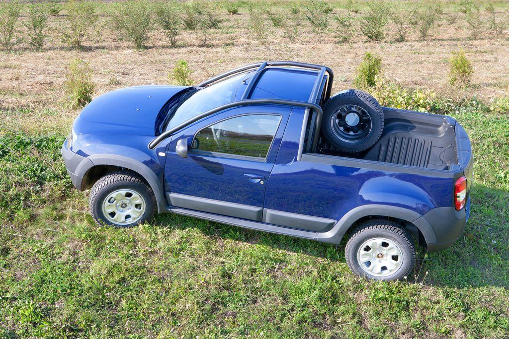 dacia duster pick up autonews 1. Black Bedroom Furniture Sets. Home Design Ideas