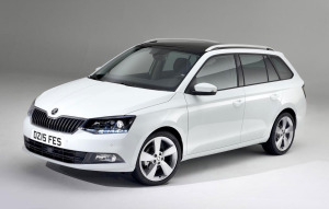 2015 Skoda Fabia UK pricing