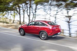 2015 Mercedes GLE Coupe