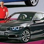 BMW 1 series facelift