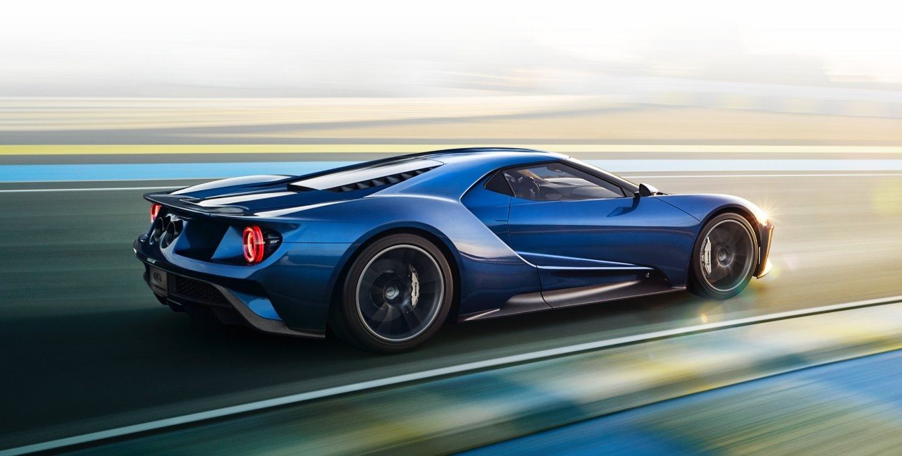 Ford GT order book