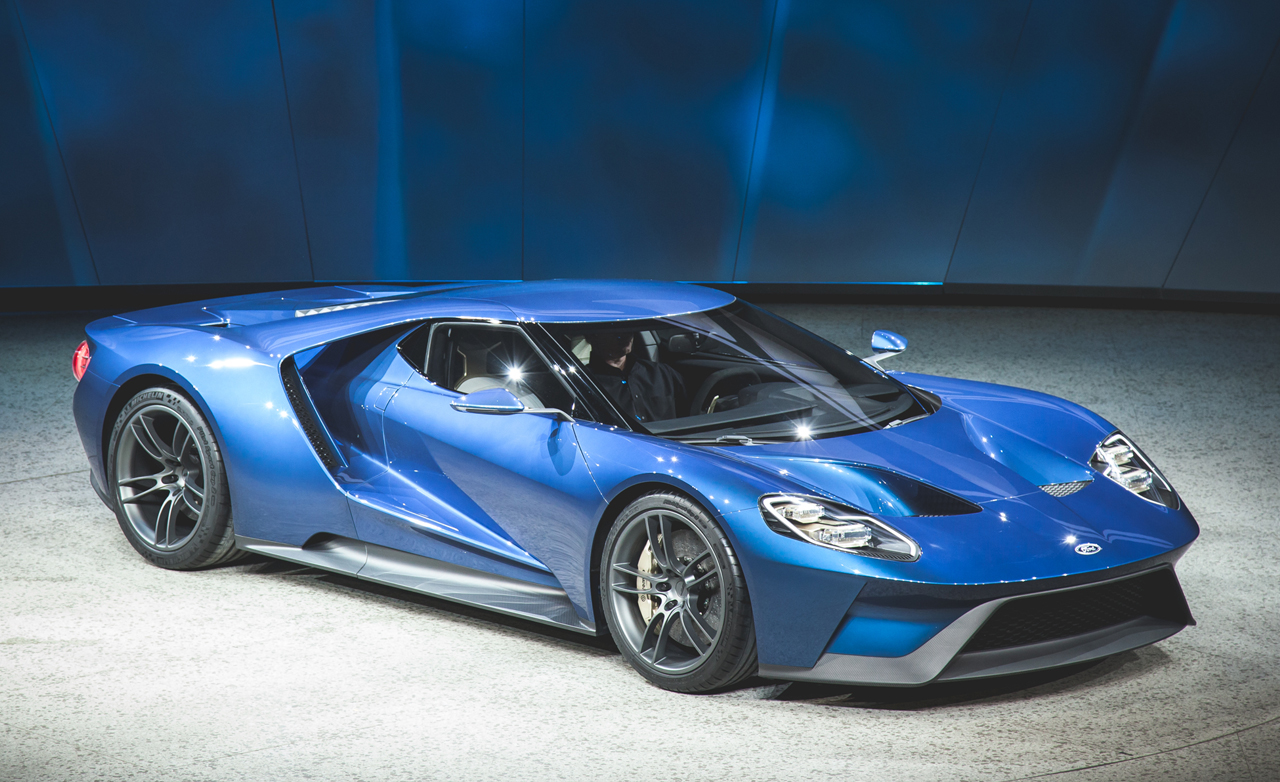 Ford Gt Order Book Opened